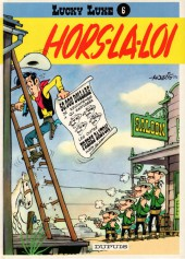 Lucky Luke -6f1989- Hors-la-loi