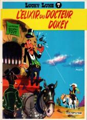 Lucky Luke -7c88- L'élixir du docteur Doxey