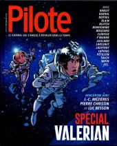 Valérian -HS3- Pilote spécial valérian