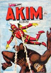 Akim (1re série) -Rec088- Album N°88 (du n°473 au n°476)