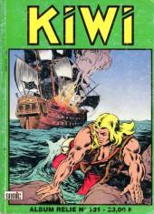 Kiwi -Rec131- Album N°131 (du n°495 au n°497)