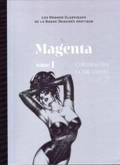 Les grands Classiques de la Bande Dessinée érotique - La Collection -3352- Magenta - Tome 1
