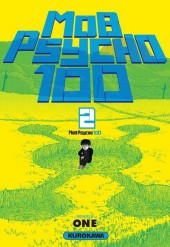Mob Psycho 100 -2- Tome 2