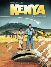 Kenya -1ES17- Apparitions