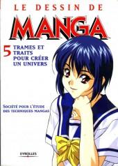 (DOC) Le Dessin de Manga -5- trames et traits pour créer un univers