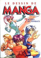 (DOC) Le Dessin de Manga -7- Scènes de combats