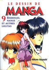 (DOC) Le Dessin de Manga -9- Bishoujo, nanas et autres lolitas