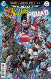 Suicide Squad (2016) -19- Earthlings On Fire, Finale