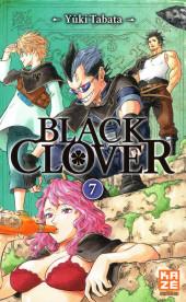 Black Clover -7- Tome 7