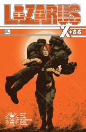 Lazarus (2013) -27- X+66, Part one