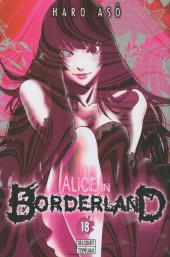Alice in borderland -18- Tome 18