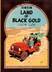 Tintin (The Adventures of) -15a77- Land of Black Gold