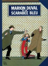 Marion Duval -1- Marion Duval et le scarabée bleu