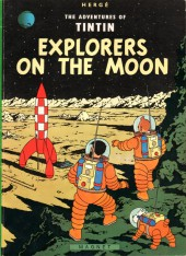 Tintin (The Adventures of) -17a78- Explorers on the Moon