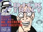 Dick Tracy (The Complete Chester Gould's) -22- Vol.22 :1964-1965