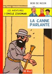 Oncle Zigomar (Les aventures d') -11TL- La canne parlante