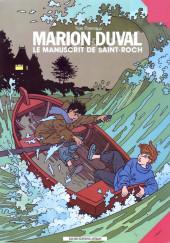 Marion Duval -5A- Le manuscrit de Saint-Roch