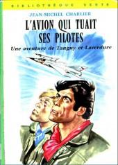 Tanguy et Laverdure -Roman- L'avion qui tuait ses pilotes