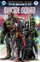 Suicide Squad Rebirth (DC Presse) -1- Numéro 1