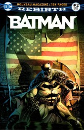 Batman Rebirth (DC Presse) -2- Tome 2