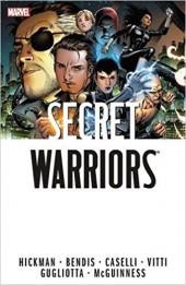 Secret Warriors (2009) -INT01- Secret Warriors: The Complete Collection Volume 1