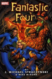 Fantastic Four (1961) -INT- Fantastic Four by J. Michael Straczynski
