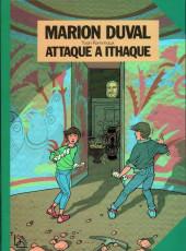 Marion Duval -3- Attaque à Ithaque