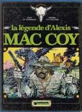 Mac Coy -1a79- La légende d'alexis mac coy
