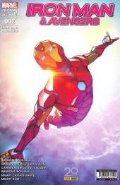Iron Man & Avengers -2- Naissance d'une héroïne