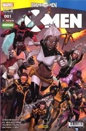 X-Men (Marvel France 5e série - 2017) -1- Pour Maya