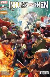 Inhumans vs X-Men -1- Chapitre 1