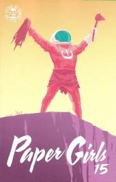 Paper Girls (Image comics - 2015) -15- Paper Girls