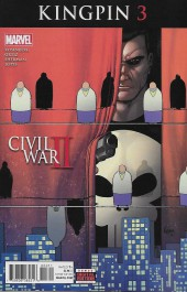 Civil War II: Kingpin (2016) -3- Red in Tooth and Claw