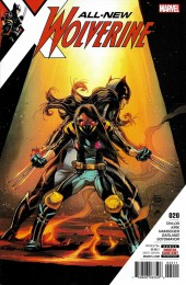 All-New Wolverine (2016) -20- Immune Part 2 Of 3