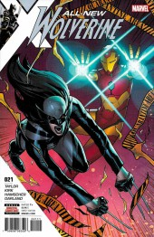 All-New Wolverine (2016) -21- Immune Part 3 Of 3