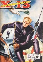X-13 agent secret -328- Coup d'état