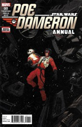 Star wars: Poe Dameron Annual (2017) -1- Annual