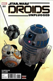 Star Wars: Droids Unplugged -1- Droids Unplugged