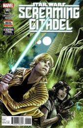 Star Wars: Screaming Citadel (2017) -1- Book 1, Part I : The Screaming Citadel