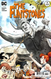 Flintstones (The) (2016) -11- The Neighborhood Association