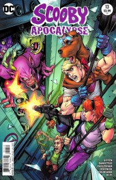Scooby Apocalypse (2016) -13- Brotherly Hate!
