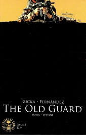 Old Guard (The) -5- Issue 5