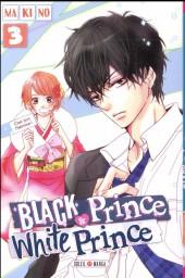 Black Prince & White Prince -3- Tome 3