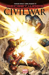 Secret Wars : Civil War (Marvel Now!) - Secret Wars : Civil War