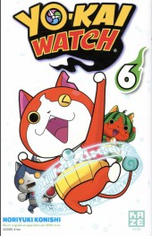 Yo-Kai watch -6- Tome 6