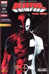 Deadpool (Marvel France 5e série - 2017) -HS01- Retour au noir