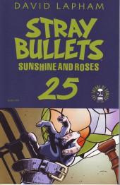 Stray Bullets: Sunshine & Roses (2015) -25- The salad days