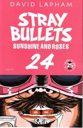 Stray Bullets: Sunshine & Roses (2015) -24- Pass the mustache