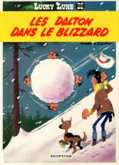 Lucky Luke -22d91- Les Dalton dans le blizzard