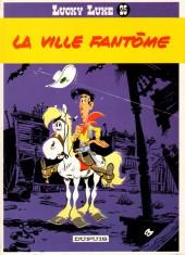 Lucky Luke -25b86- La ville fantôme